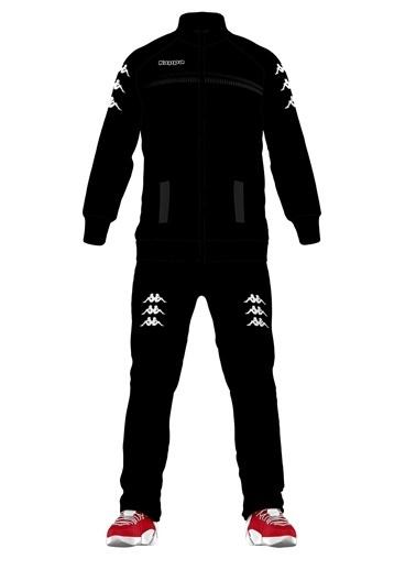 Kappa Eşofman Takım Bouvıl Siyah